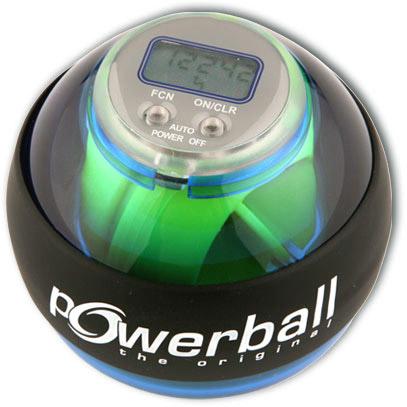 Powerball mit digitalem Counter