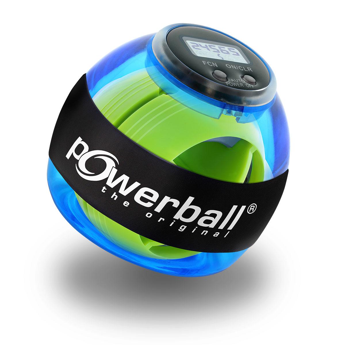 Original Powerball Counter gekippt