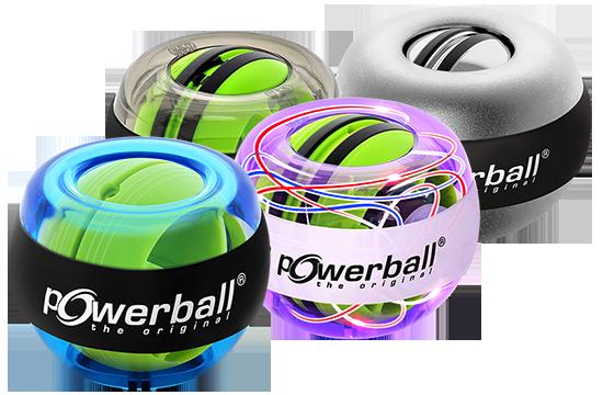 Powerball Starten