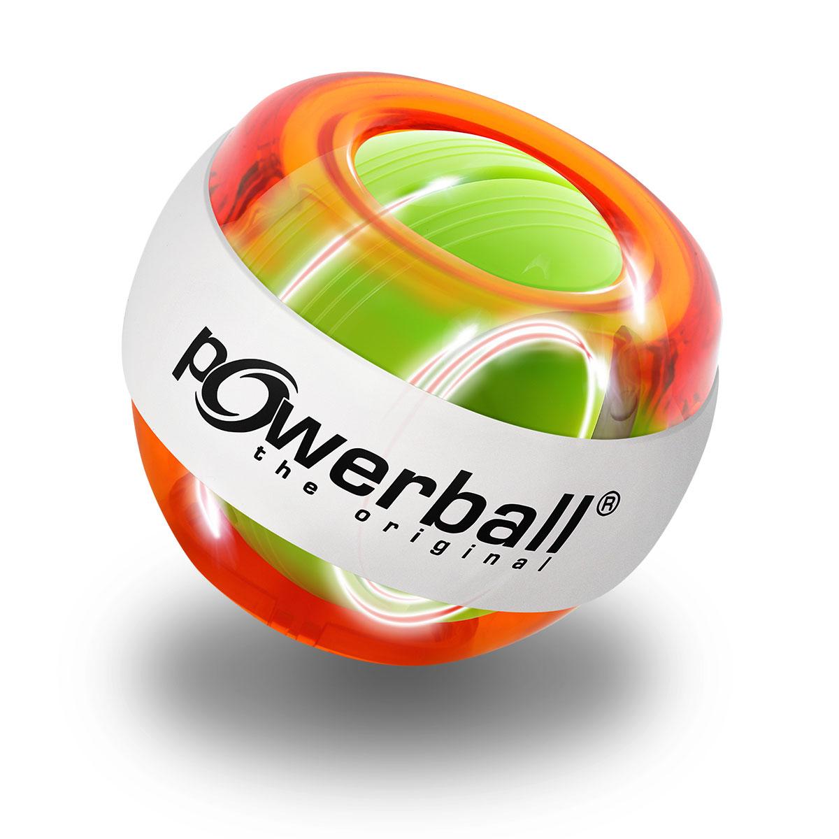 Original Powerball Lightning Red gekippt
