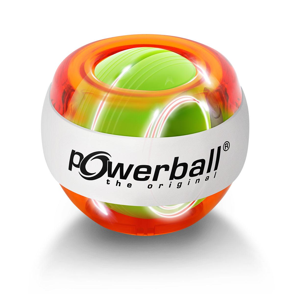Powerball Lightning Red