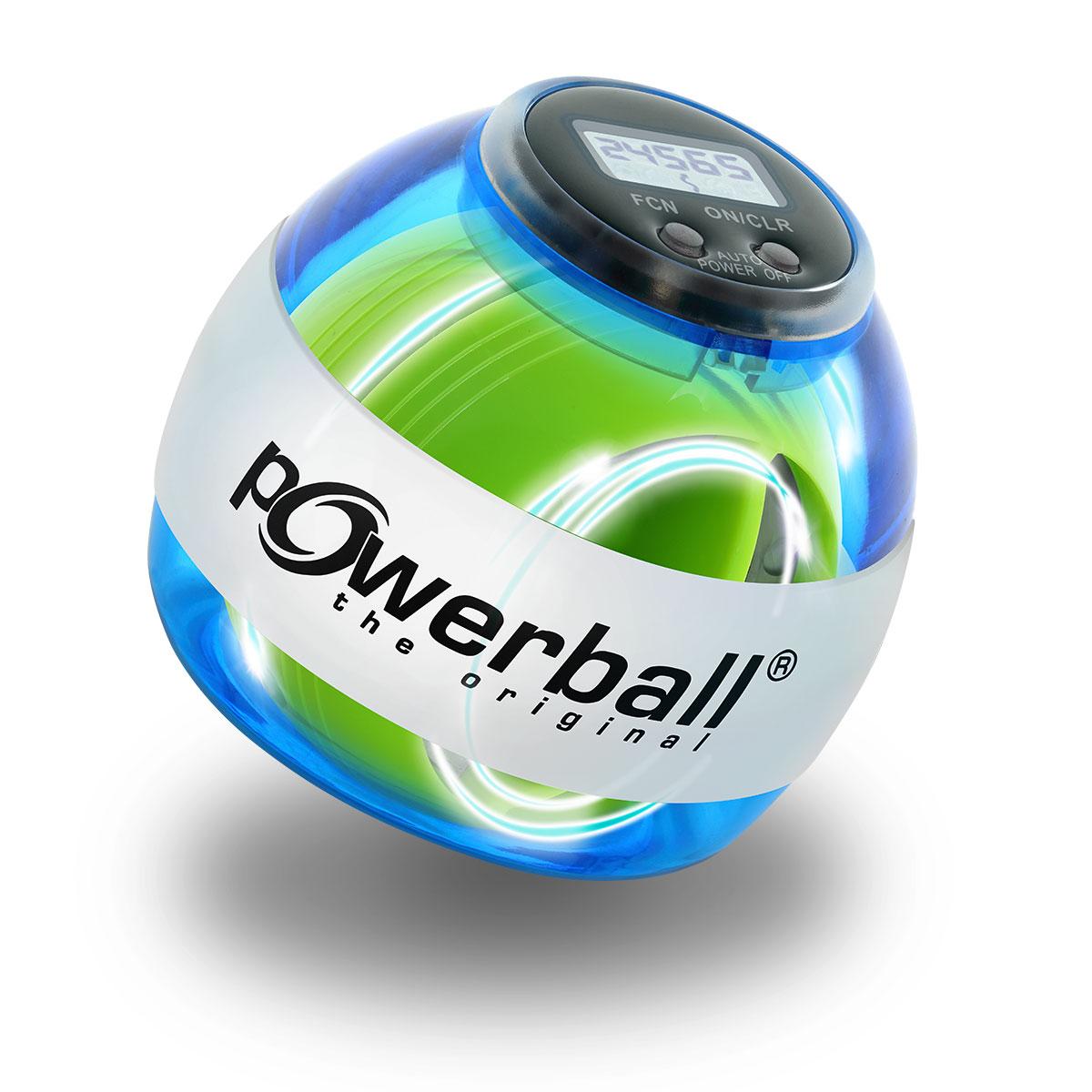Original Powerball Max Blue gekippt