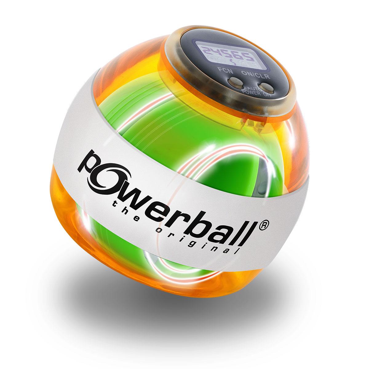 Original Powerball Max Red gekippt
